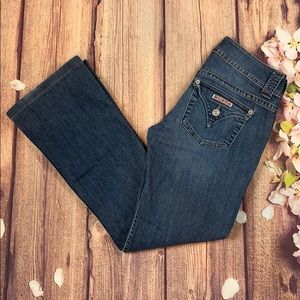 Hudson Signiture Mid Rise Boot Jeans JE035
